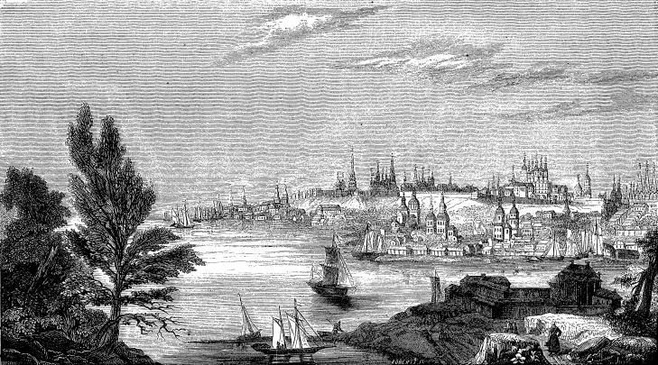 KAZAN, BEFORE THE CONFLAGRATION OF 1842