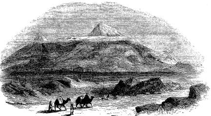 Ararat, from the Plain of Erivan